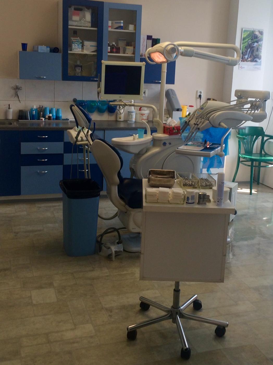 Dentální hygiena - ordinace